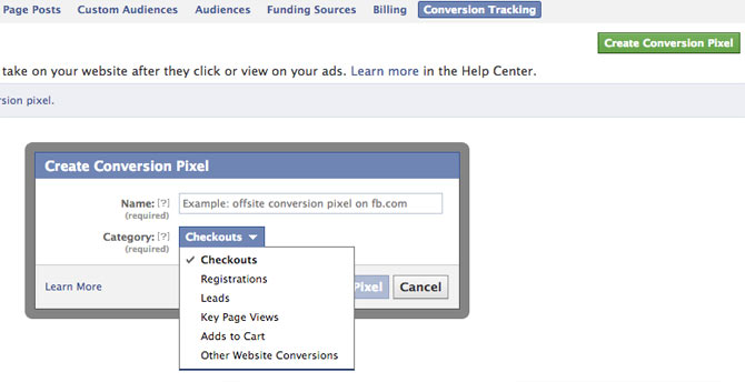 facebook convertion leads  Choosing the right Ad placements on Facebook facebook convertion leads