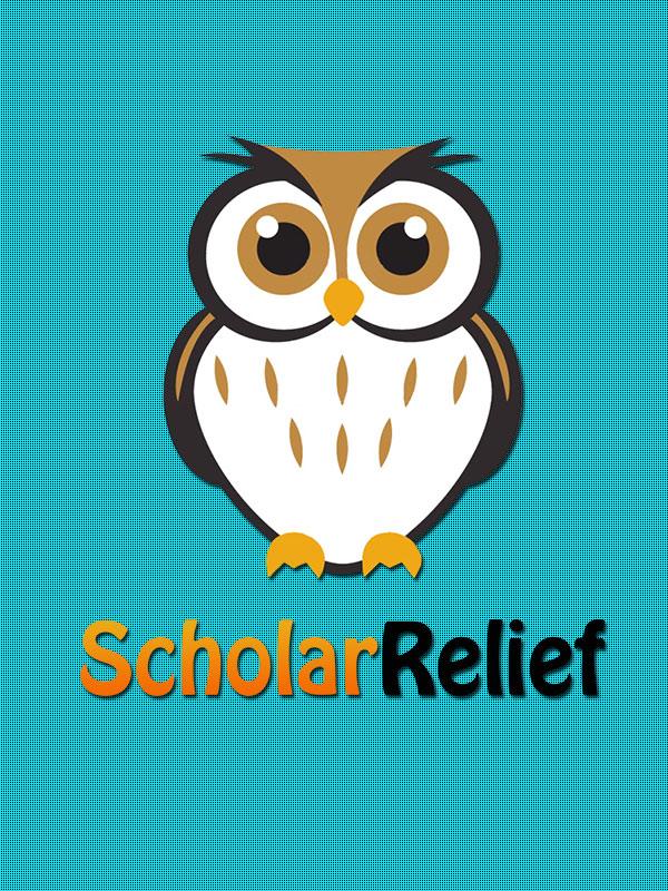 Scholar Relief logo