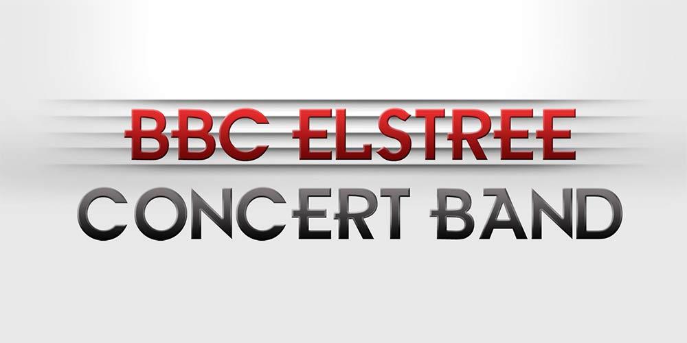 BBC Elstree Concert Band Logo Creation